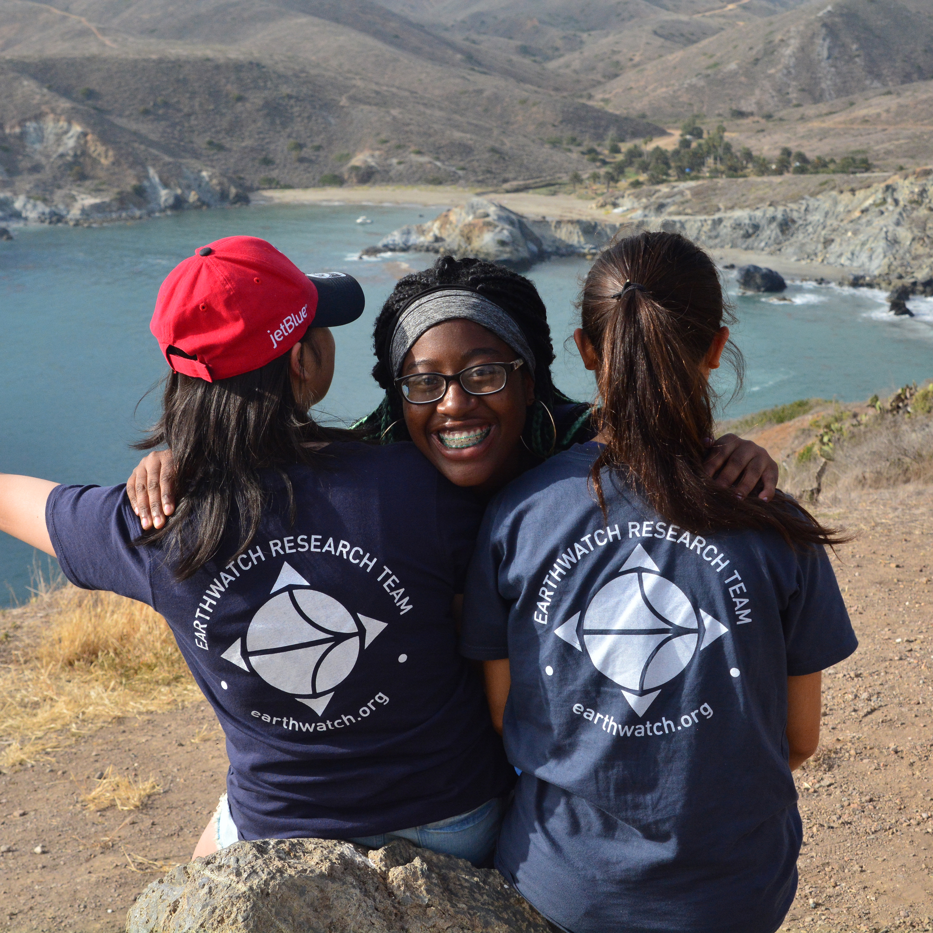 This fellowship empowers female-identifying teens to expand their interest in science and technology and to build confidence through hands-on environmental research alongside female experts in the field.