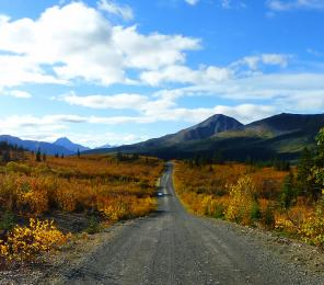 Climate Change at the MacKenzie Mountains