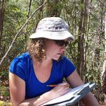 Earthwatch scientist Dr Clare Aslan