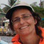 Elizabeth Babcock, the project co-director, is an Associate Professor at the University of Miami's Rosenstiel School of Marine and Atmospheric Science.